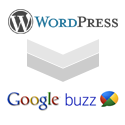 Google Buzz WordPress Plugin